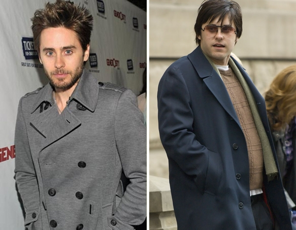 Jared Leto - Película CHAPTER 27 - Personaje Mark David Chapman