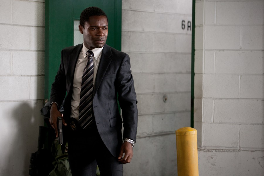 Actor: David Oyelowo, Personaje: Emerson , Película: JACK REACHER