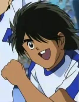 Personaje: Eddie Carter (Hajime Taki), Serie: SUPERCAMPEONES: ROAD TO 2002