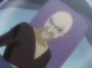 Personaje: Number Zero (ナンバーゼロ-), Serie: 009-1