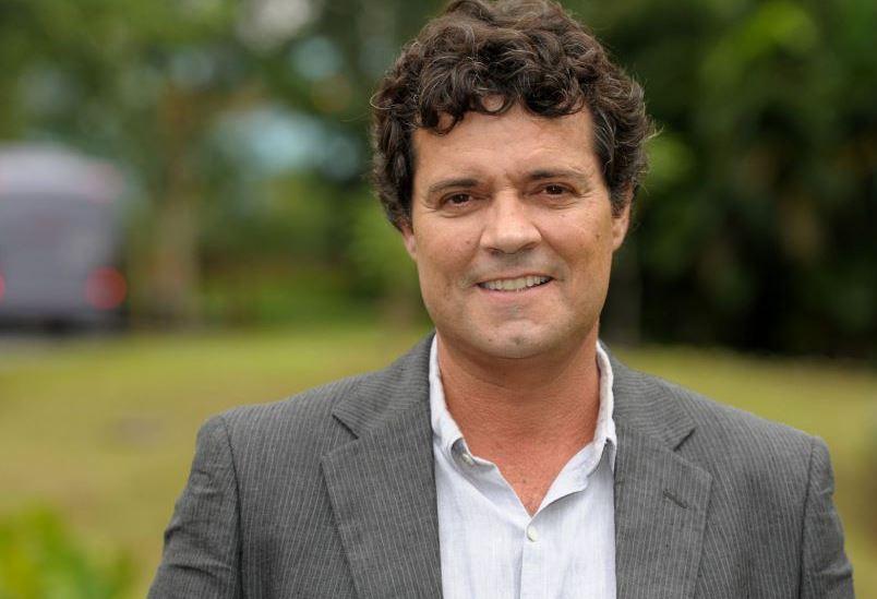 Actor: Felipe Camargo, Personaje: Raúl, Película: O Dia da Caça, (DIA DE CACERIA)