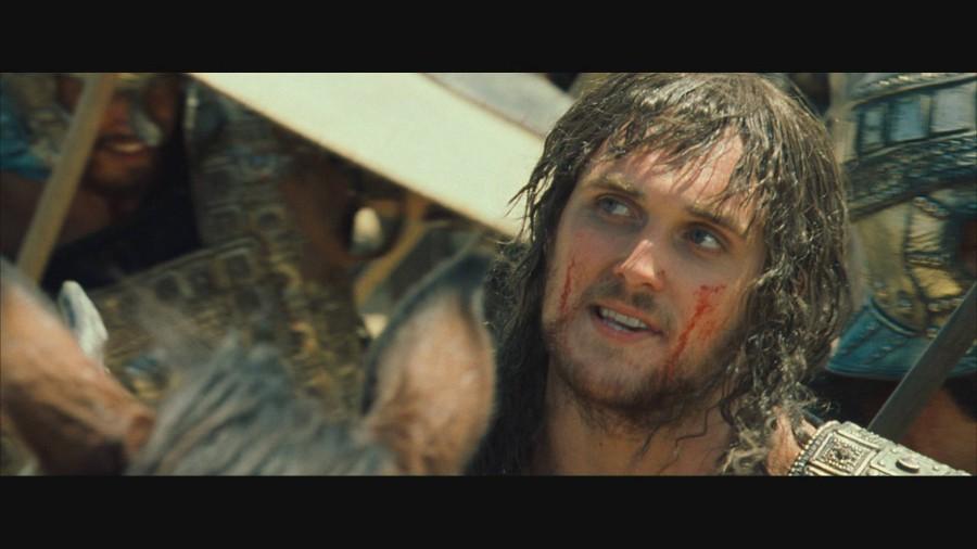 Actor: Owain Yeoman, Personaje: Lysander (Lisandro), Película: TROY (TROYA)