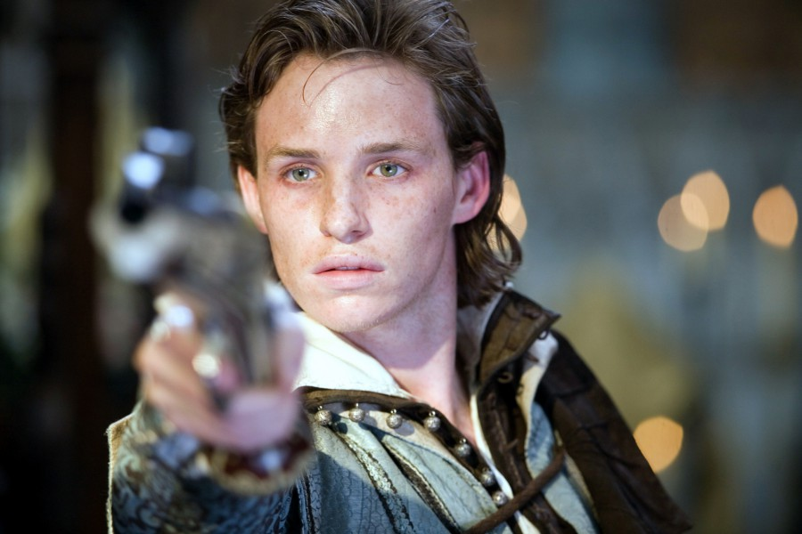 Actor: Eddie Redmayne, Personaje: Thomas Babington, Película: ELIZABETH THE GOLDEN AGE (LA EDAD DE ORO)