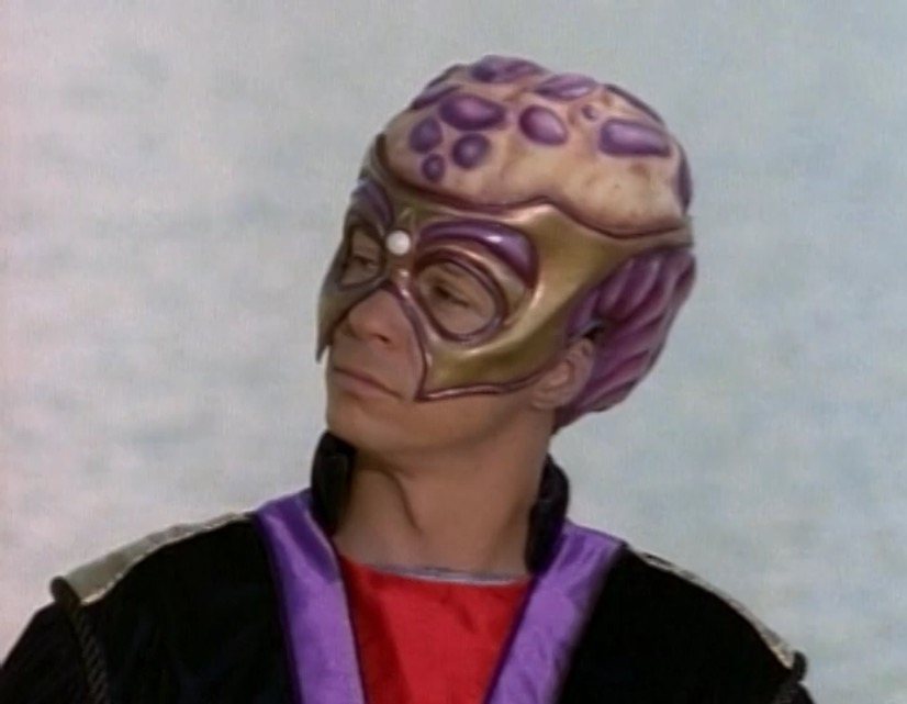 Actor: David Bacon, Personaje: Aurico (Red Aquitar Ranger), Serie: ALIEN POWER RANGERS (ALIEN RANGERS OF AQUITAR)