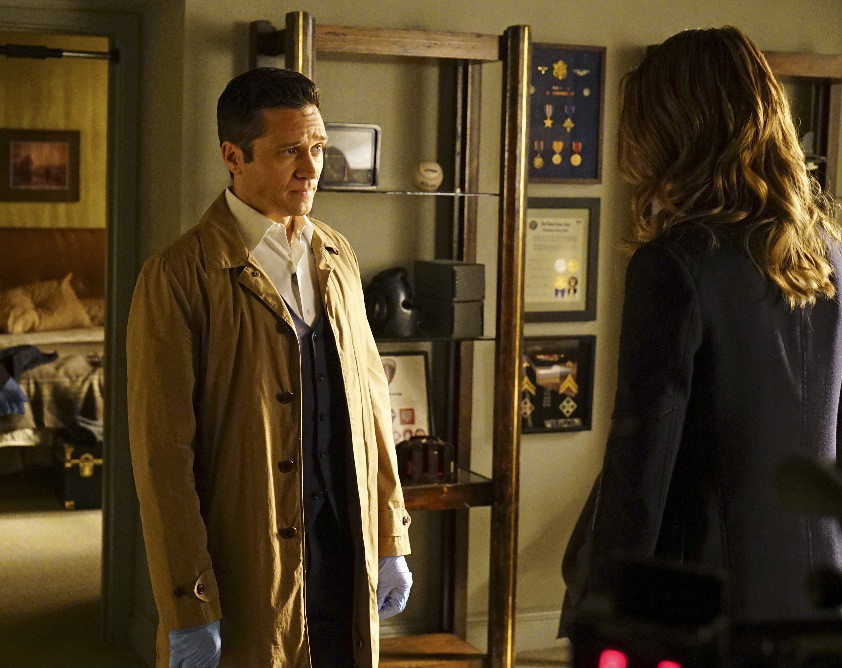 Actor: Seamus Dever, Serie: CASTLE temporadas 6 y 7,Personaje: Kevin Ryan