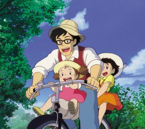 Personaje Estelar: Tatsuo Kusakabe, Película: MI VECINO TOTORO