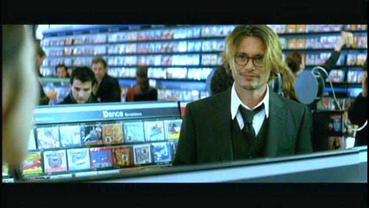 Actor: Johnny Depp, Personaje: L'inconnu, Película: Se casaron y tuvieron muchos hijos (Happily Ever After)