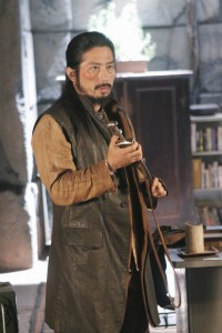 Actor: Hiryuki Sanada, Personaje: Dogen, Serie: LOST 6
