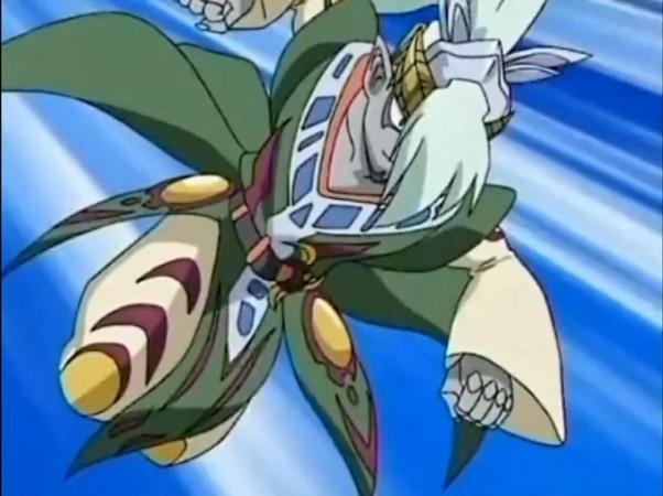 Personaje: Airzel, Serie: BAKUGAN (Anime)